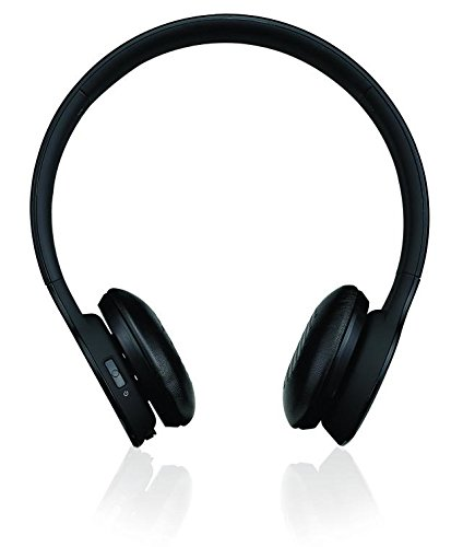 Rapoo H8020 Wireless Stereo Headset/ Kopfhörer (2,4 GHz, integriertes Mikrofon, Touch-Bedienung) schwarz