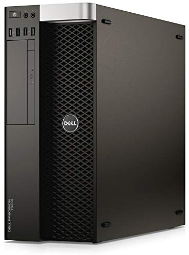 Dell Precision T3610 PC Workstation Intel 3700 MHz (Refurbished)