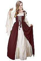 Amazon.es: vestidos medievales para mujer