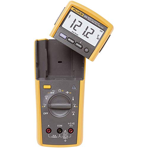 Fluke 233 multimetro display remoto