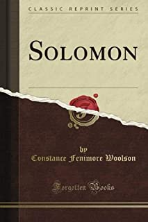 Solomon (Classic Reprint)