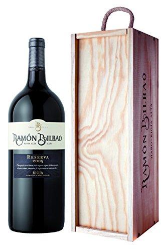 Ramón Bilbao Reserva Rioja DOCa Magnum mit Holzkiste (1 x 1.5 l)