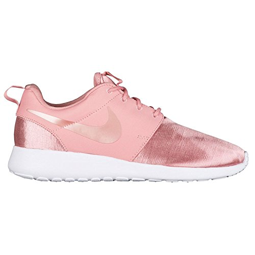 Nike Women's Roshe One PRM Pink 833928-601 (Size: 6)