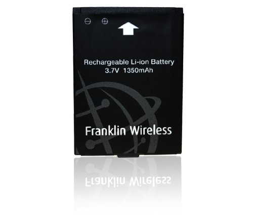 Franklin Wireless R526 / R526A / R536 Rechargeable Li-ion Battery 1350mAh