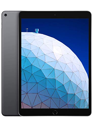 Apple iPad Air (10.5-inch, Wi-Fi, 64GB) - Space Grey (Previous Model)