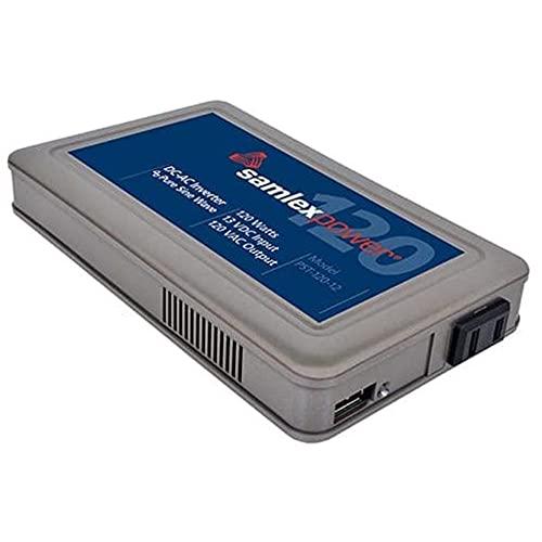 Samlex PST-120-12 120 Watt Pure Sine Wave Inverter PST Series (120 VAC)