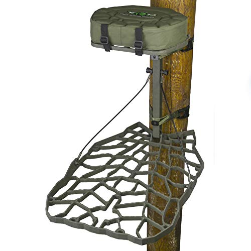XOP-XTREME OUTDOOR PRODUCTS Air Raid Cast Aluminum Tree Stand