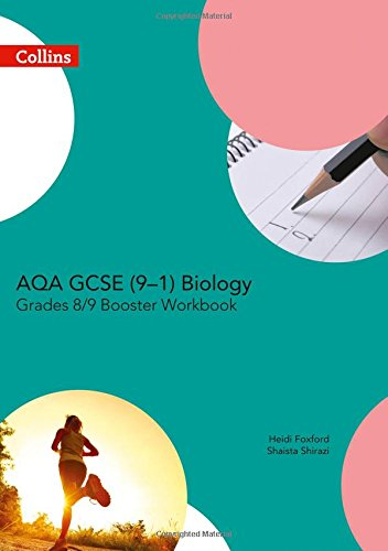 AQA GCSE (9-1) Biology Achieve Grade 8-9 Workbook (Gcse Science 9-1)
