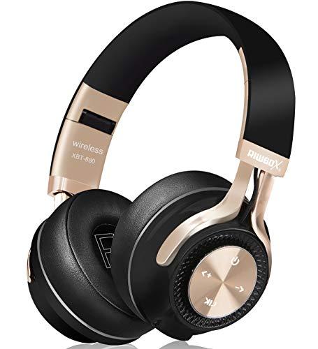 41pkGoKEEXL. SL500  - Bluetooth Headphones, Riwbox XBT-90