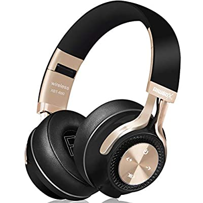 Amazon Promo Code for Headphones Riwbox XBT880 Wireless Bluetooth Headphones Over Ear 09102021125020