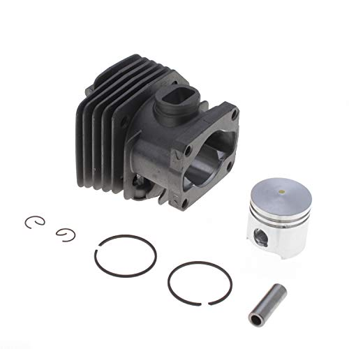 Jardiaffaires Zylinder anpassbar 35mm für Motorsense Stihl FS160