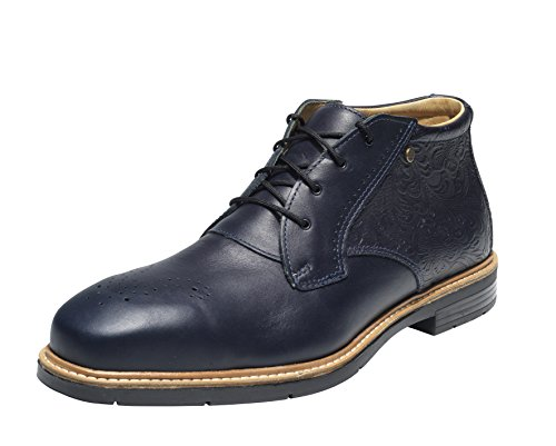 Emma Sicherheit Schuhe - Blau S3 HI Herren Business Sicherheit Schuh - Frontier 168, 42 EU / 8 UK