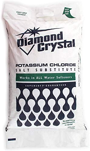 Diamond Crystal Water Softener - Technical Details