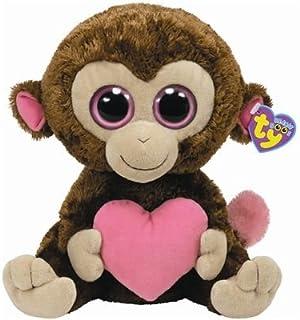 Ty Beanie Boos Buddy - Casanova the Monkey