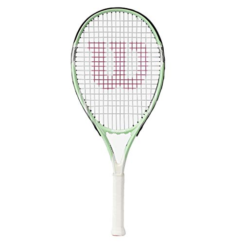 Raquetas Material De Aleación Tenis Tenis Individual para Hombres Y Mujeres Principiantes (Color : Photo Color, Size : 27inches)