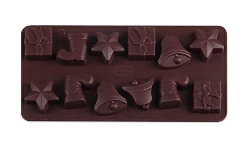 Dr. Oetker siliconen chocoladevorm