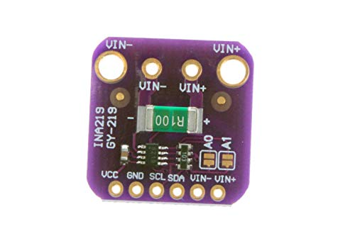 NOYITO INA219 I2C Bi-Directional DC Current Power Supply Sensor Breakout Module