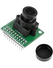 Mini módulo Escudo de cámara Módulo de cámara JPEG Módulo de cámara Placa de cámara Módulo de millones de cámaras con interfaz JPEG Compatible con JPEG/MJPEG