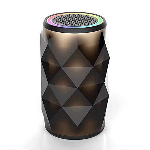 Draadloze Bluetooth luidspreker met subwoofer, Mini Rotonda Hi-Fi luidspreker, draagbare luidspreker voor handen vrij van Dentro Fuori Bluetooth luidspreker voor Android iPad met meerdere kleuren