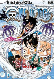 ONE PIECE NEW EDITION n 68