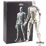 Romantic-Z 1000Toys TOA Heavy Industries Synthetic Human 1/12 Escala Figura de acción de colección M...
