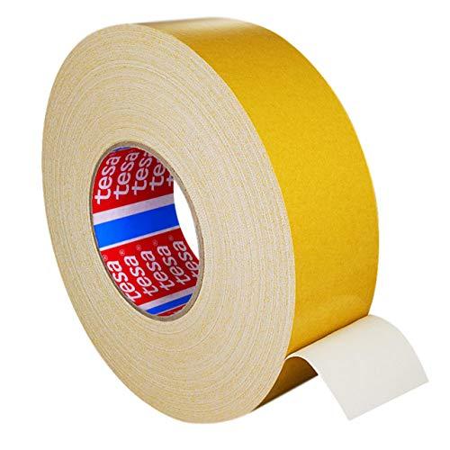 Tesa 04964-00073-00 tesafix doppelseitiges Klebeband 4964, 12 mm x 50 m