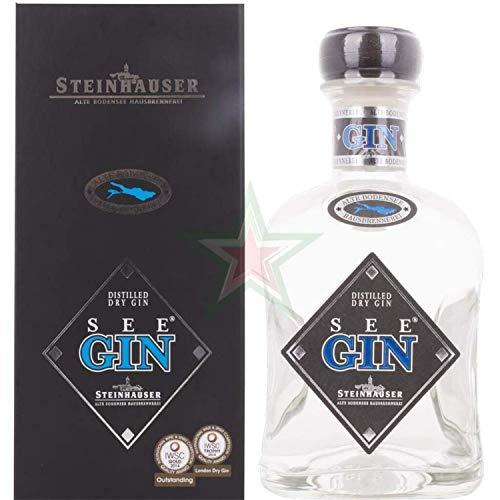 Steinhauser SEE GIN Distilled Dry Gin 48,00% 0,70 Liter