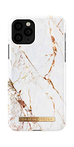 IDEAL OF SWEDEN Handyhülle für iPhone 11 Pro (Carrara Gold)