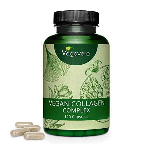 COLLAGEN Complex Vegavero ® | Vegane Alternative zu...