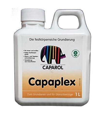 Capaplex farbloses Grundier- und Überzugsmittel auf Kunstharzbasis