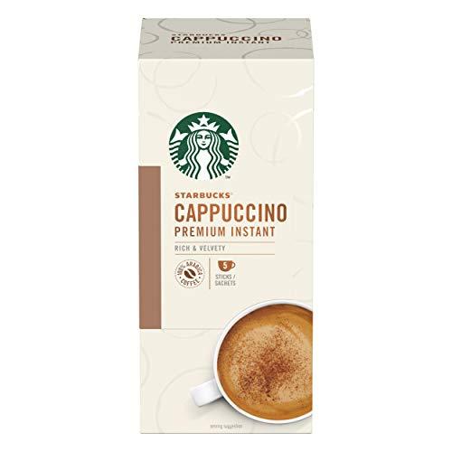 Starbucks Instant-Kaffee, Cappuccino