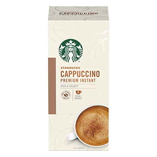 Starbucks Instant-Kaffee, Cappuccino