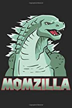 Momzilla Mother Of Monsters Birthday Gifts For Mum: Health and Fitness Planner Journal: Mother / Fitness, Workout, Meal An...