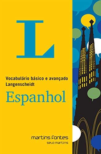 Vocabulário Básico e Avançado Langenscheidt Espanhol