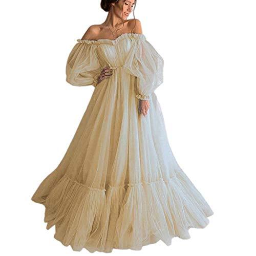 Top 10 Best Off the Shoulder Champagne Wedding Dress Comparison
