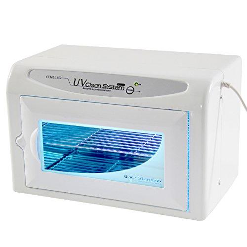 エトゥベラ UV クリーンシステム 紫外線消毒器 WUV-710 高さ23cm×幅35cm×奥行22cm [ ステアライザー ステリライザー UV除菌 紫外線 UV 消毒 除菌 抗菌 消毒器 消毒機 紫外線照射装置 衛生機器 ]