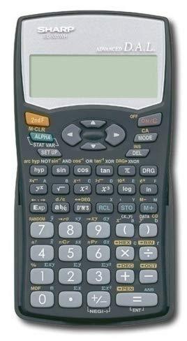 Sharp EL531WB-WH Calculatrice scientifique