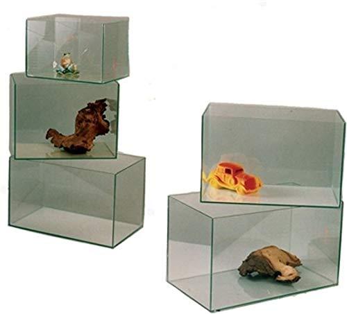 BOON Aquarium Boon gelijmd aquarium 80x40x40cm