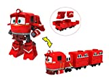 Robot Trains Figura transformable Victor con Accesorios