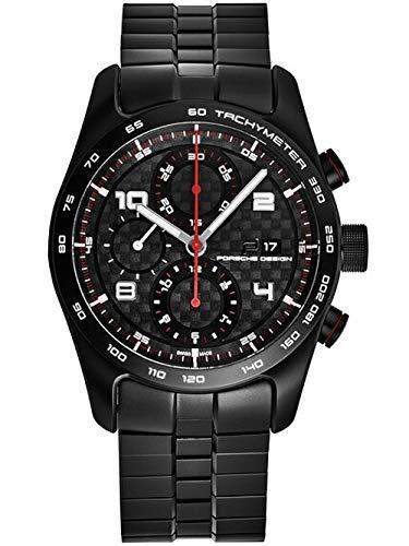 Porsche design chronomiter Collection Herren Uhr analog Automatik mit Titan Armband 6010.1.04.005.01.2