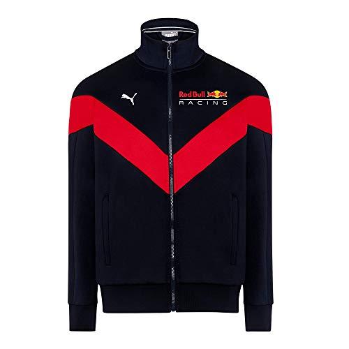 PUMA Red Bull Racing MCS Track Chaqueta, Hombres X-Large - Original Merchandise