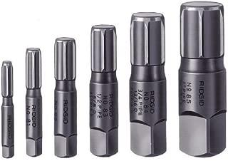 RIDGID 35685 883 Pipe Extractor Set, 1/8-inch to 1-inch Broken Pipe Extractor (Renewed)