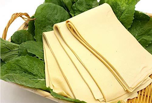 【冷凍】干豆腐・百頁 400g 豆腐加工品 (押し延べ豆腐)実店舗で大人気 冷凍のみの発送,クール便で1個口として+300円の冷凍料は加算されます