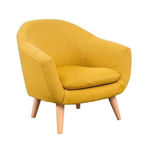 JIAGU Sedia per Bambini Creativo Divano Poltrona - Chair Mobili Divano Bambino Tappezzeria (Color : Green, Size : 54x50x60cm)