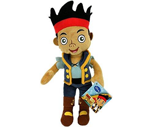 Disney Jake und die Nimmerland Piraten- Jake 30 cm