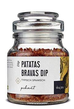 Patatas Bravas typisch spanische Gewürzmischung 90g I Wajos Gourmet