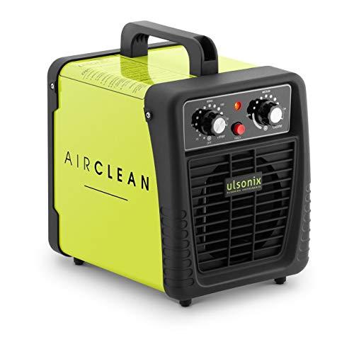 Ulsonix Generador de ozono profesional AIRCLEAN 10G-ECO Purificador aire Ozonizador Maquina de...