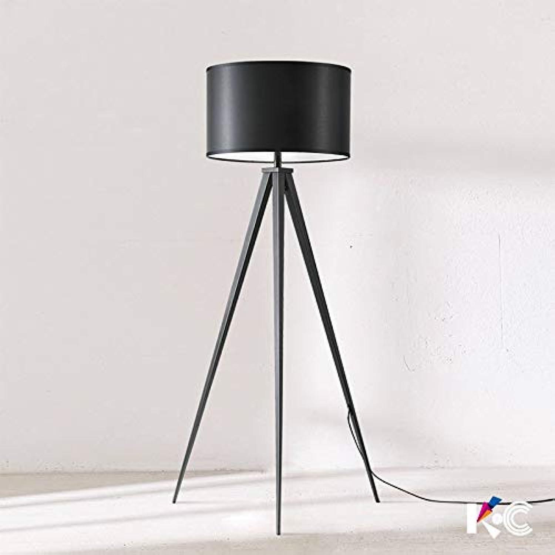 Andre Home Einfache Wohnzimmer Schlafzimmer Nachttischlampe kreative Persönlichkeit Schmiedeeisen schwarz Stativ Stehleuchte B07K6L1JWD | Deutschland Outlet