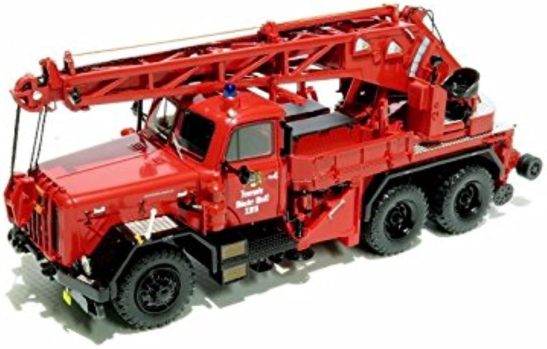 GMTS - G0005033 - Magirus Bergekran KW16 1 50 Feuerwehr Münster
