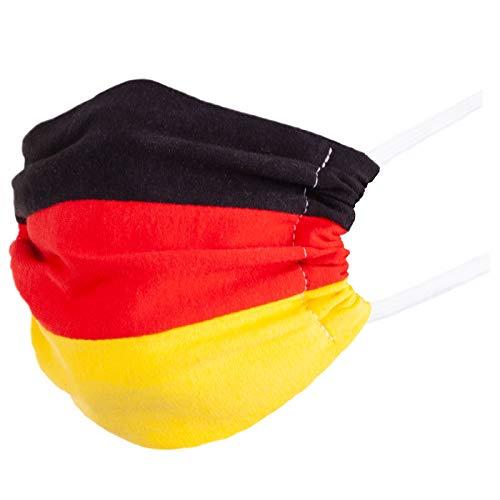 VOID Community Mundbedeckung 100% Baumwolle Öko-Tex Deutschland Herren Damen Nase Mund Abdeckung